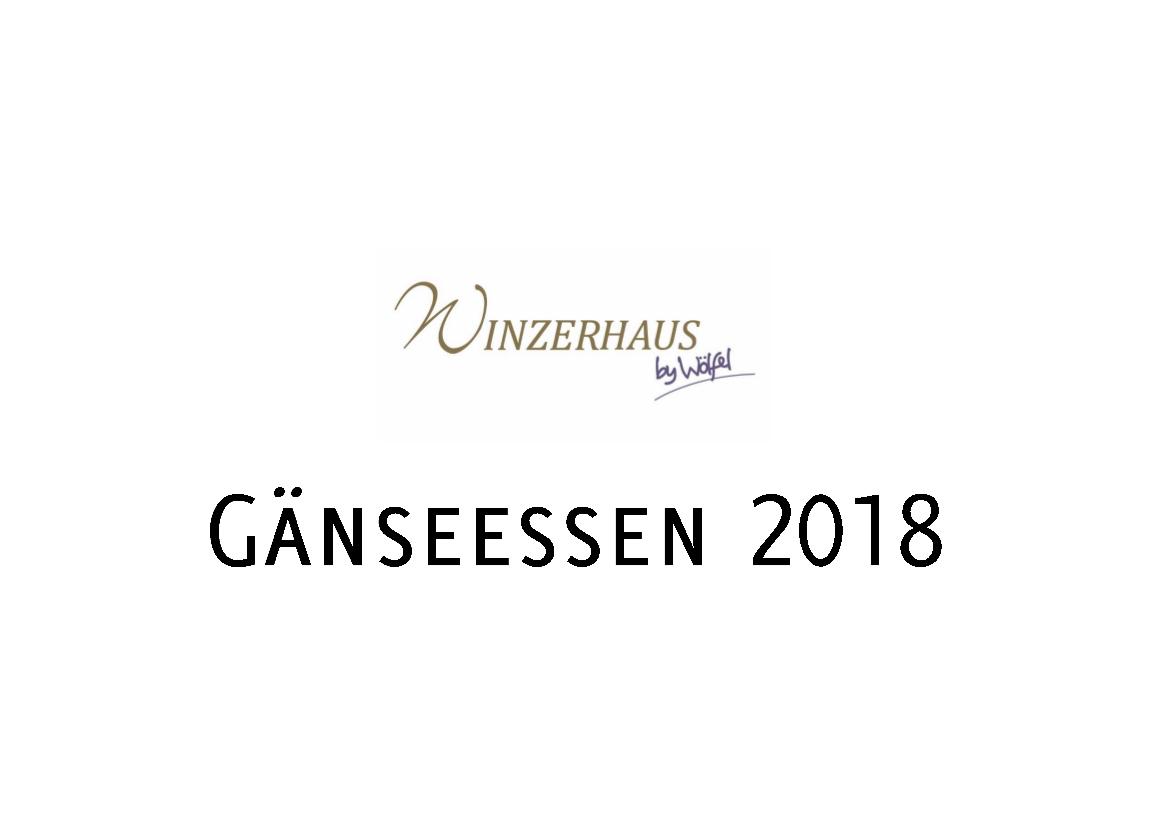 Gänseessen 2018